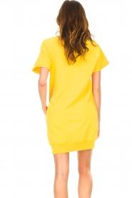 Blaumax | Sweater jurk Queens | geel  | Afbeelding 6