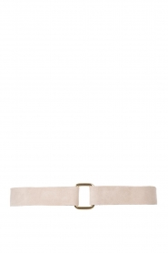 The Kaia |  Suede waistbelt Lucy | natural  | Picture 1