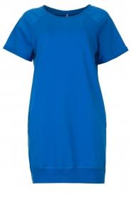 Blaumax    Sweater dress Queens   cobalt blue    Picture 1