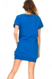 Blaumax    Sweater dress Queens   cobalt blue    Picture 6