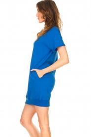 Blaumax    Sweater dress Queens   cobalt blue    Picture 5
