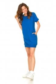 Blaumax    Sweater dress Queens   cobalt blue    Picture 3