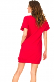 Blaumax    Sweater dress Queens   red    Picture 6