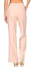 Aaiko |  Wide leg trousers Vantalle | pink  | Picture 6