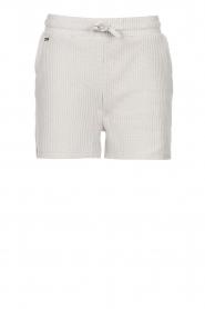 Lune Active |  Cotton shorts Ella | grey  | Picture 1