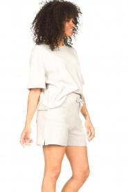 Lune Active |  Cotton shorts Ella | grey  | Picture 6