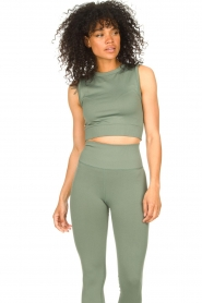 Lune Active |  Sports top Julia | green  | Picture 4