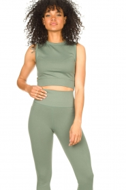 Lune Active |  Sports top Julia | green  | Picture 2