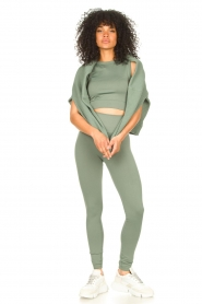 Lune Active |  Sports top Julia | green  | Picture 3