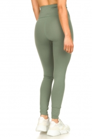 Lune Active |  Sport leggings Jayne | green  | Picture 7