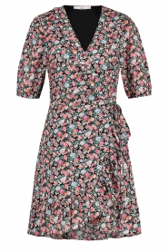 Aaiko |  Cotton dress with floral print Ciran | multi  | Picture 1