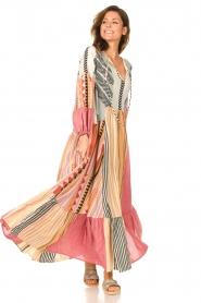 Devotion |  Cotton maxi dress Positano | multi  | Picture 5