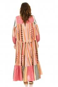 Devotion |  Cotton maxi dress Positano | multi  | Picture 7