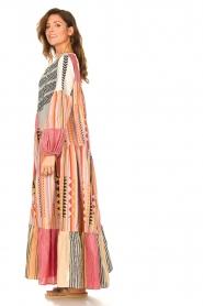 Devotion |  Cotton maxi dress Positano | multi  | Picture 6