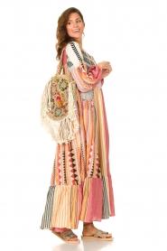 Devotion |  Cotton maxi dress Positano | multi  | Picture 3