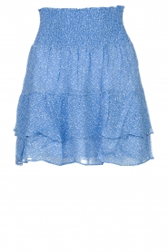 Second Female |  Skirt with print Mano | blue  | Picture 1