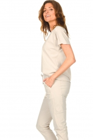 D-ETOILES CASIOPE |  Travelwear T-shirt with v-neck Alizée |   | Picture 6