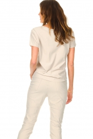 D-ETOILES CASIOPE |  Travelwear T-shirt with v-neck Alizée |   | Picture 7