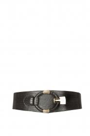 Little Soho    Elastic belt Inaya   black    Picture 1