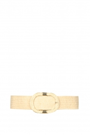 Little Soho |  Wicker belt Vic | natural  | Picture 1
