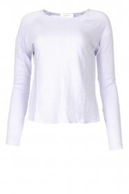 American Vintage |  Basic cotton T-shirt Sonoma | lilac  | Picture 1