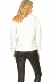 Aaiko |  Aaiko x Alex sweater Avalyn | white  | Picture 7