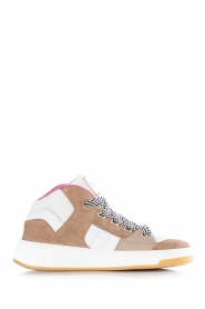 Toral |  Leather sneakers Nick | camel  | Picture 1