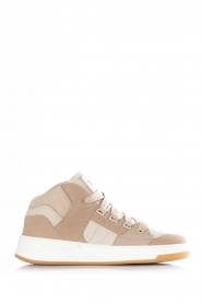 Toral    Leather sneakers Nick   beige    Picture 1