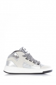Toral    Leather sneakers Nick   silver    Picture 1