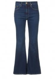 Lois Jeans |  High waist straight leg Riley L34 | blue  | Picture 1
