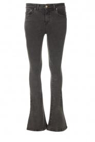 Lois Jeans |  Bootcut jeans Raval L34 | grijs  | Picture 1