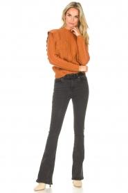 Lois Jeans |  Bootcut jeans Raval L34 | grijs  | Picture 2