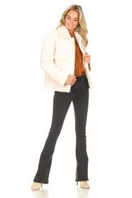 Lois Jeans |  Bootcut jeans Raval L34 | grijs  | Picture 3