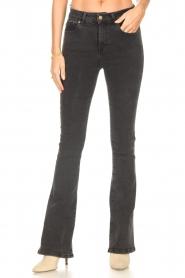 Lois Jeans |  Bootcut jeans Raval L34 | grijs  | Picture 4