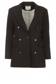 Aaiko |  Blazer with statement buttons Cena | black  | Picture 1