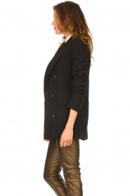 Aaiko |  Blazer with statement buttons Cena | black  | Picture 7