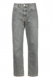 Lois Jeans |  Cropped dad jeans Dana | grey  | Picture 1