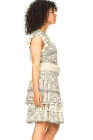 Freebird |  Top with embroided details Erina | natural  | Picture 6