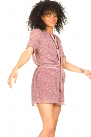 Freebird |  Short with print Naya | red  | Picture 6