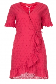 Freebird |  Wrapped dress Rosy | pink  | Picture 1