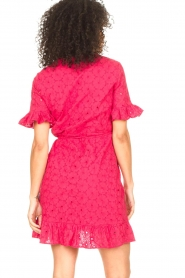 Freebird |  Wrapped dress Rosy | pink  | Picture 7