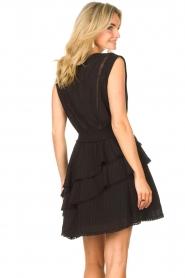 Freebird | Katoenen jurk Kyona | zwart  | Afbeelding 7