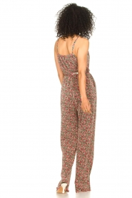 Freebird |  Jumpsuit with floral print Baily | pink  | Picture 6