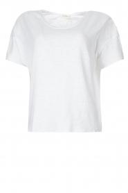 American Vintage |  Cotton T-shirt Sonoma | white  | Picture 1