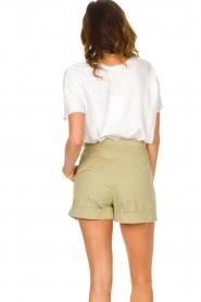 American Vintage |  Cotton T-shirt Sonoma | white  | Picture 6
