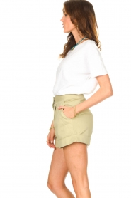 American Vintage |  Cotton T-shirt Sonoma | white  | Picture 5