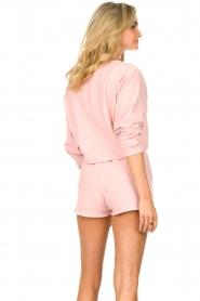 American Vintage |  Sweatshort Lifboo | pink  | Picture 6