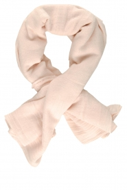 American Vintage |  Soft scarf Fati | powder pink  | Picture 1