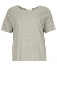American Vintage |  Cotton T-shirt Sonoma | grey  | Picture 1