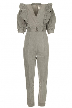 Magali Pascal | Denim jumpsuit Anna | grey
